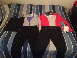 My new clothes, or a lesbian couple that has just been Raptured.